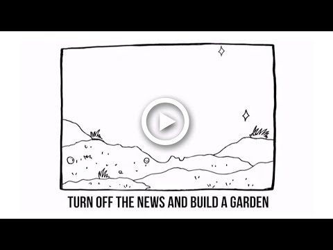 "Lukas Nelson & Promise Of The Real - New Song ""Turn Off The News (Build A Garden)"""
