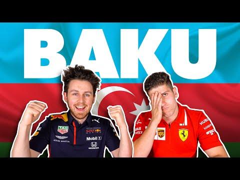 BAKU PREVIEW! | 2021 Azerbaijan Grand Prix