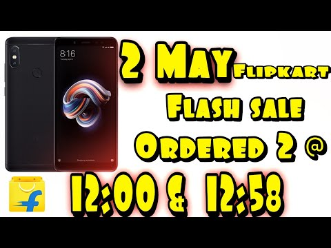 2 May Redmi Note 5 Pro Live Booking | Successfully Ordered 2 Phones |