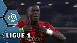 But Idrissa GUEYE (56') / LOSC Lille - Olympique Lyonnais (2-1) -  (LOSC - OL) / 2014-15