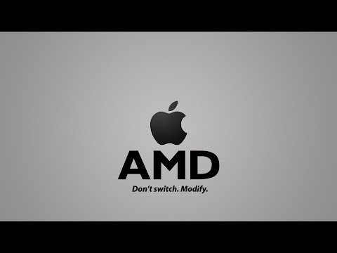 Mavericks hackintosh on a amd : LightTube