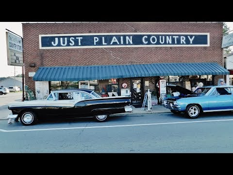 Walnut Cove Cruise in  June 29, 2018  Larry Helms Band