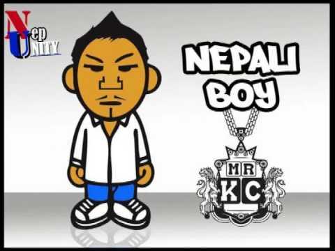 NepUNITY - MR KC Nepali boy (American Boy parody)