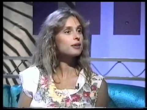 Maryam D'Abo - Bond Girl Interview (The Word, 1990)