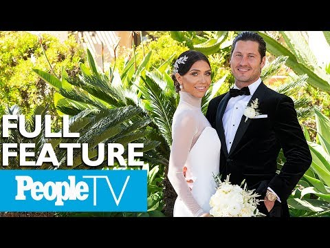 An Inside Look At Jenna Johnson & Val Chmerkovskiy&39;s Romantic Wedding   PeopleTV
