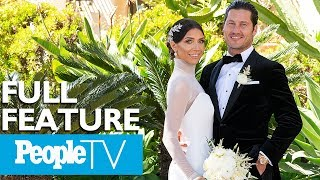 An Inside Look At Jenna Johnson & Val Chmerkovskiy's Romantic Wedding (FULL) | PeopleTV