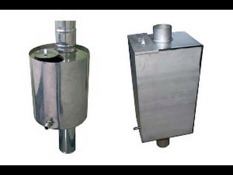 видео: Баня баки водяные / Баки печные / Бак горячий / bath water tanks furnace review reviews experience