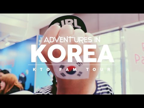 Adventures in Korea! KTO FAM Tour Series Coming Soon!