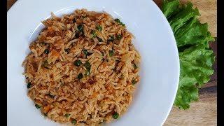 Ching's Schezwan Fried Rice   I ♥ Desi Chinese   Chinese Recipes @ Guru's Cooking