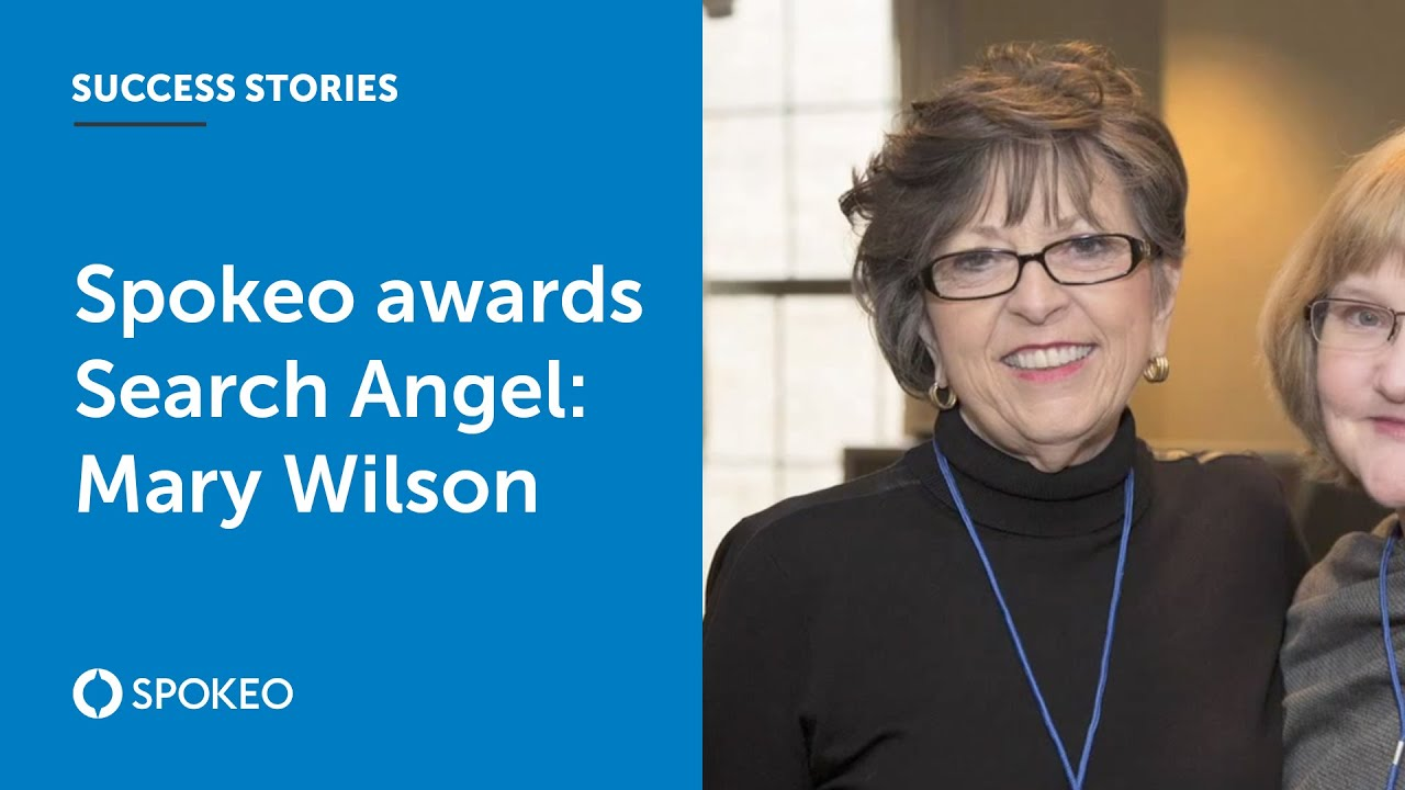2013 Spokeo Search Angel: Mary Wilson - YouTube