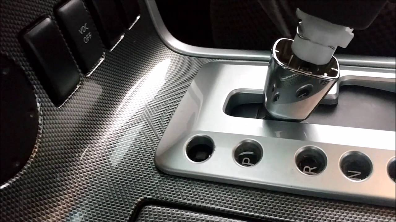 2013 Nissan Altima Shift Lock Solenoid