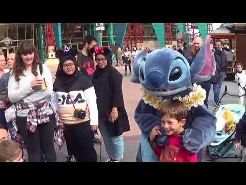Day 5!  Disneyland Paris September 25th 2017!