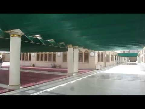 المسجد النبوي الشريف !!! Mosquée du Prophète HD