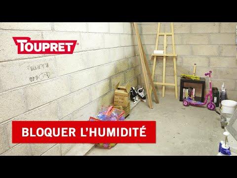 Humiblock bloquer et pr venir l 39 humidit sur supports de ma onnerie bru - Comment se debarrasser de l humidite ...