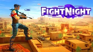 FightNight Battle Royale: FPS Shooter (Android iOS Gameplay) screenshot 2