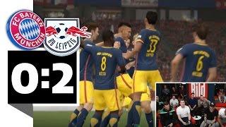 Leipzig Herbstmeister nach Sieg gegen Bayern - BILD FIFA 17 Turnier