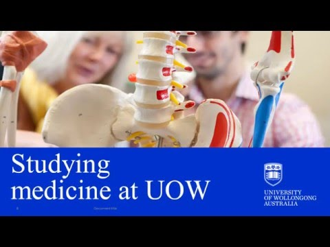 2016 UOW MD Admissions Information Presentation