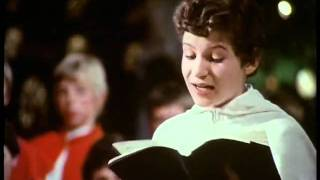 Bach Weinachtsoratorium, Nr 56, 57 Rezitativ, Arie, Sopran Gregor Lütje