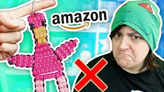 CASH or TRASH? Testing 3 Craft Kits from Amazon Bead Pets, Eraser Clay