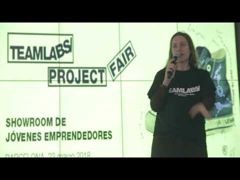 TEAMLABS PROJECT FAIR BARCELONA