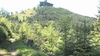 Camping du Rocher** DABO