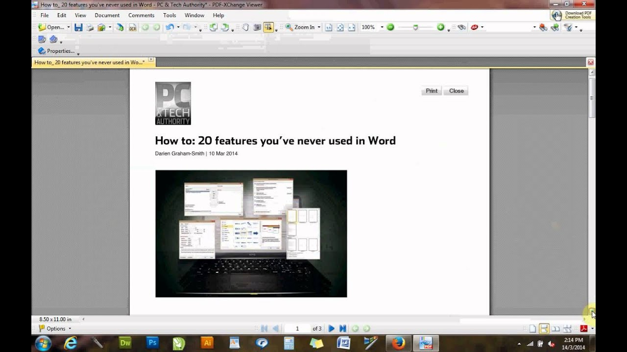 Pdf Xchange Viewer 3.0