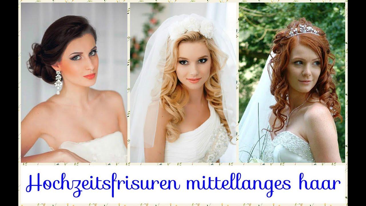 Die Schonsten Hochzeitsfrisuren Fur Langes Haar