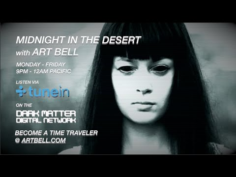 Art Bell discusses Human Alien Hybrids with Prof. David Jacobs on Midnight In The Desert