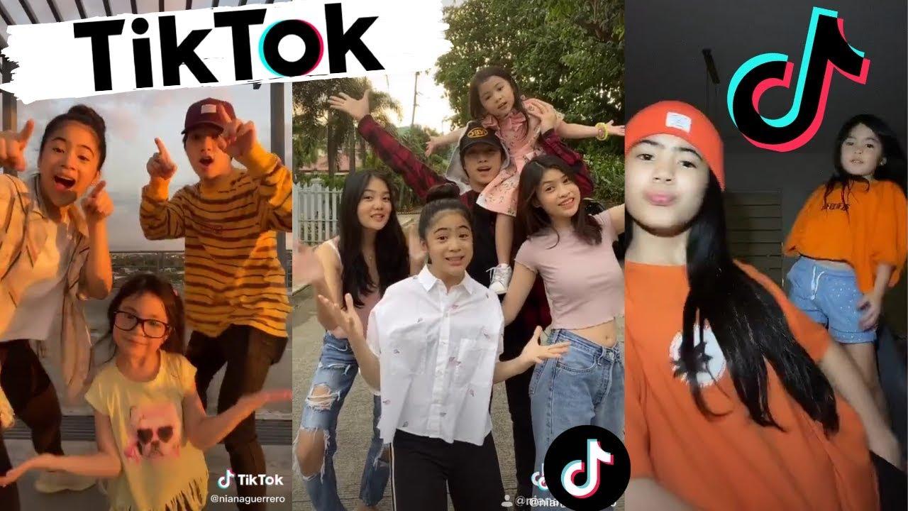 Best Of Niana Guerrero Tiktok Compilation Tiktok Dance