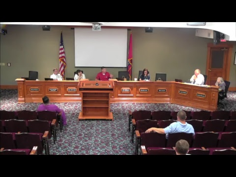 Springdale Public Schools | September School Board Meeting