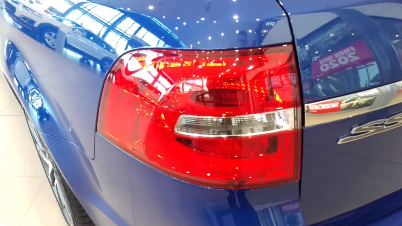 Holden VF Series II SSV Sportwagon Walkaround  YouTube
