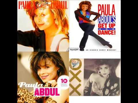 Paula Abdul Greatest Hits Megamix mp3