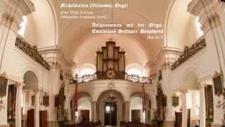Georg Andreas Sorge (1703-78): Es ist das Heil uns kommen her (Velesovo)