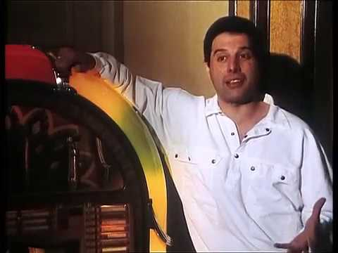 Freddie Mercury The Jukebox  1987 - Color Correction Test