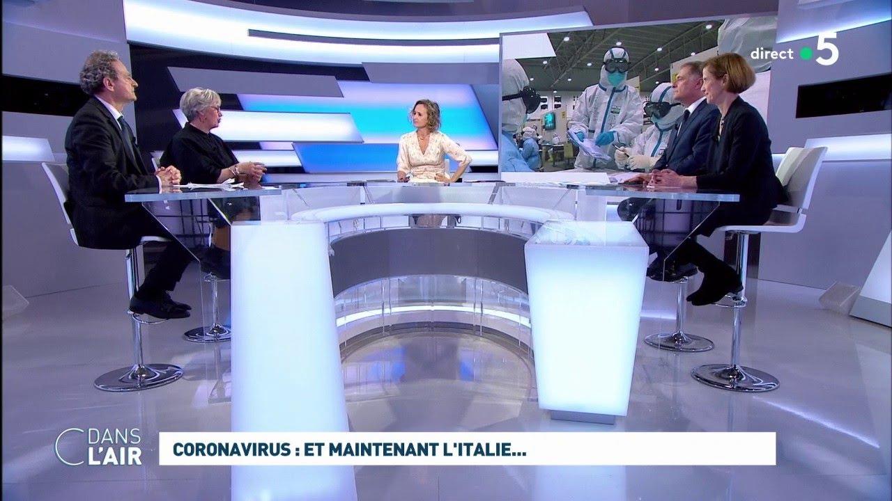 Coronavirus Et Maintenant L Italie Cdanslair 24 02 2019 Youtube