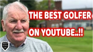 THE BEST GOLFER ON YOUTUBE OLD MAN PAT #GOLFMATES