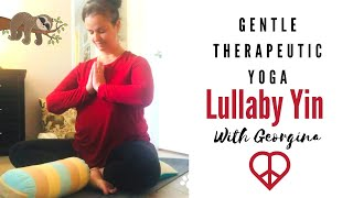 Lullaby Yin Therapeutic Yoga