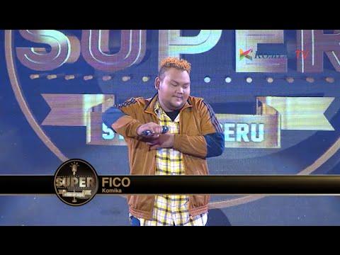 Fico: Nyombong Main Film (SUPER Stand Up Seru Spesial Palembang)