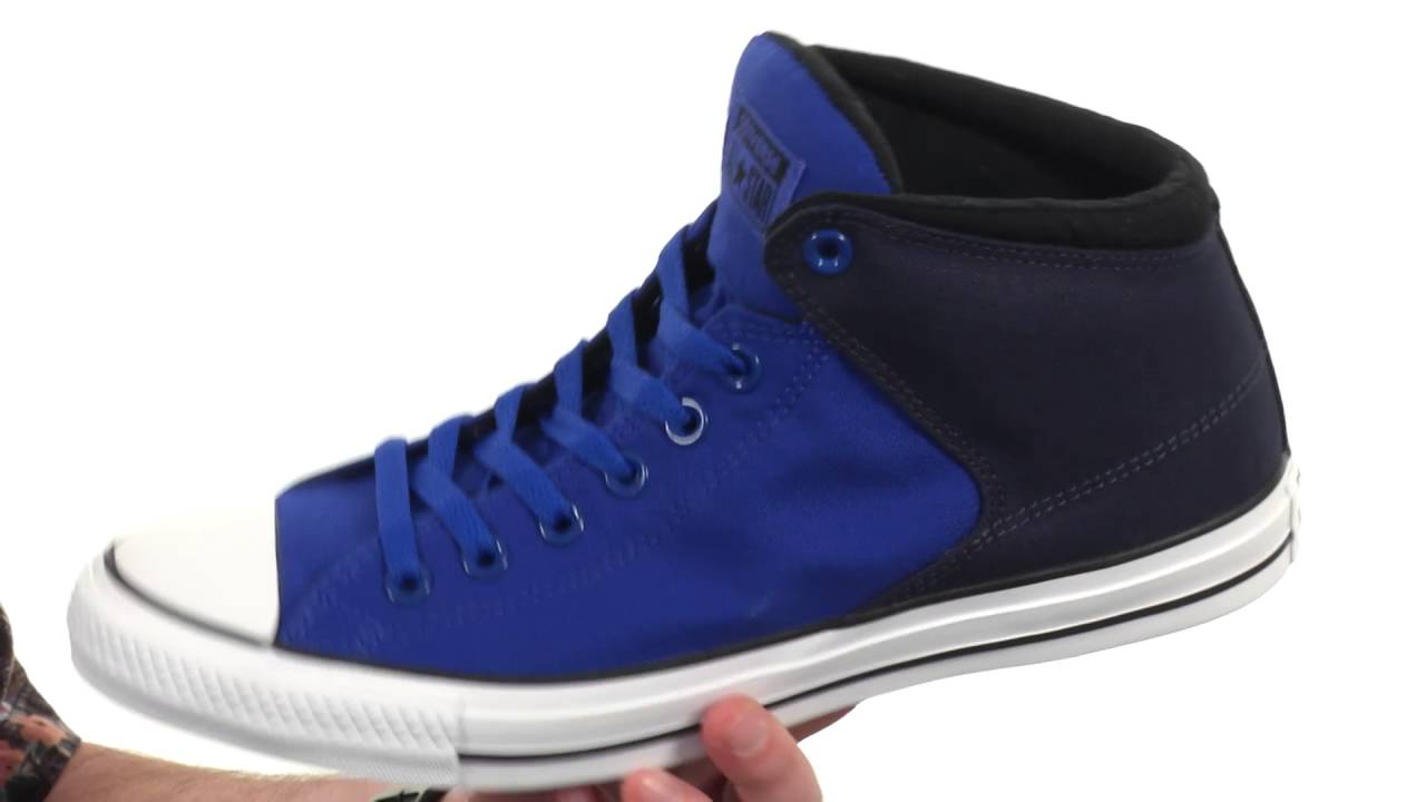 8274a76ac97c Converse Chuck Taylor® All Star® High Street Neoprene Mid SKU 8711416