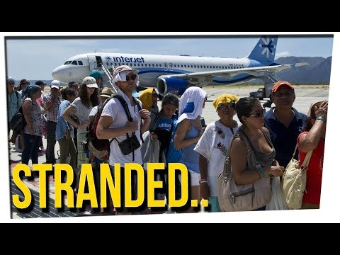 WS - 250 Tourists Stranded in Mexico ft. Nikki Limo & DavidSoComedy