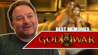 God of War sex scenes feel like obligations now - Best Memories with David Jaffe!
