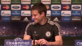 Mourinho & media applaud Azpilicueta after news of his first child
