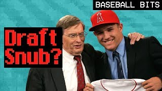 How Were 24 Players Drafted Ahead of Mike Trout? | Baseball Bits