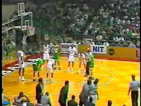 UAB vs Alabama Basketball NIT March 18, 1993