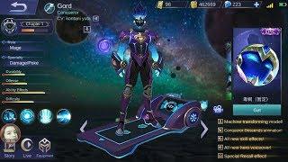 GORD SPECIALEPIC SKIN Mobile Legends