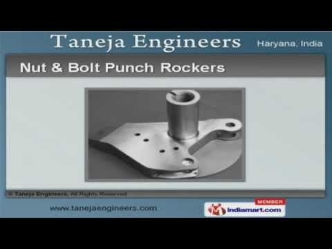 Automotive Tools & Job works by Taneja Engineers, Faridabad
