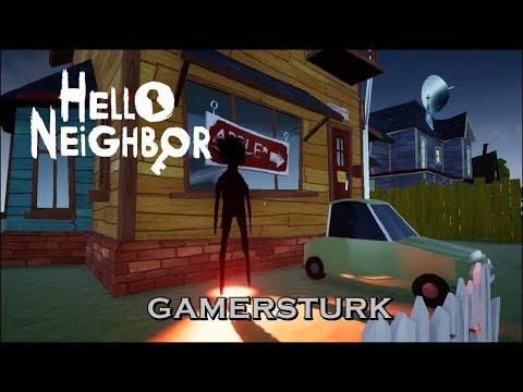 Hello Neighbor | YENİ HARİTAMIZ ÇIKTI! - MODS [Türkçe] #87