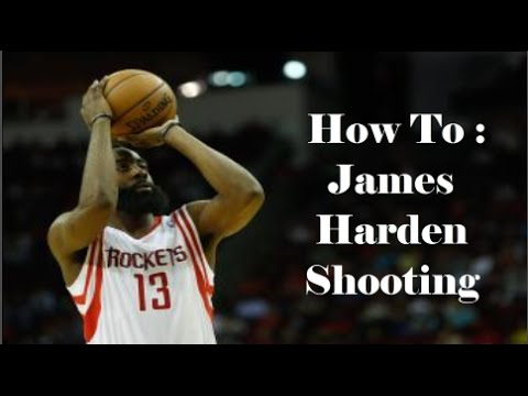 James Harden Shooting Form - YouTube