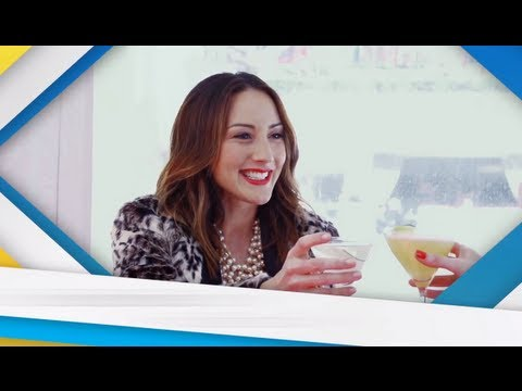 Rink Drinks with Grimm's Bree Turner