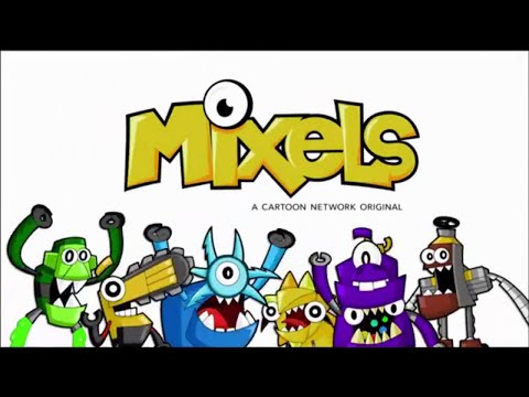 MIXELS | Series 5/6 | Quest For The Lost Mixamajig Introduction